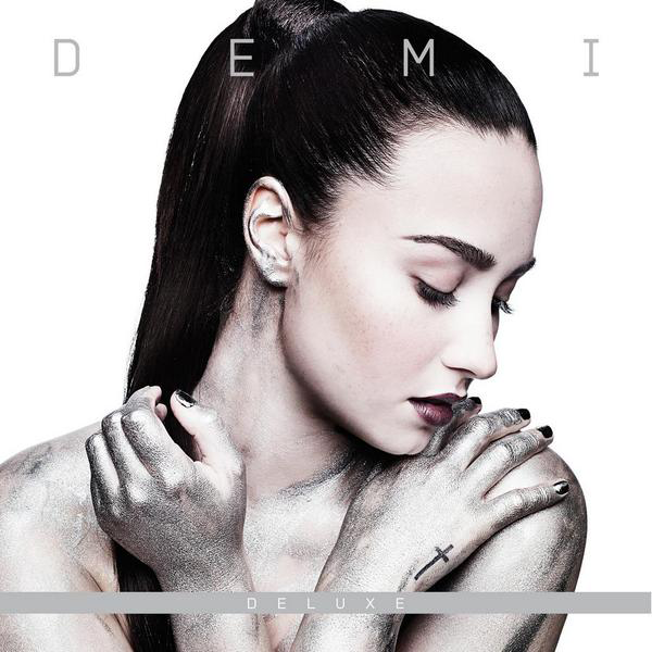 "Demi Lovato ""DEMI"" (Deluxe Edition) [Official Album Cover ..."