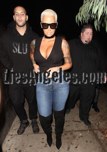 Amber Rose Birthday