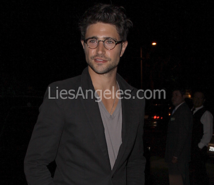 Matt Dallas10.20.2009